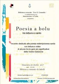 Poesia a bolu